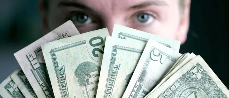 где и как снять валюту